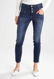 Hoge taille jeans advies