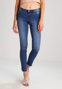 Lage taille jeans