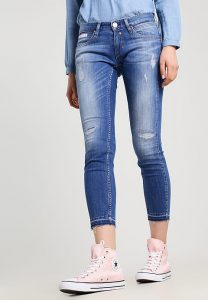 Kledingadvies cropped jeans